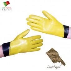 Ladies Leather Gloves (S512013)