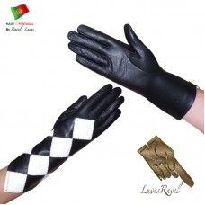 Ladies Leather Gloves (S542013)