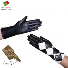 Ladies Leather Gloves (S552013)