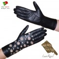 Ladies Leather Gloves (S562013)