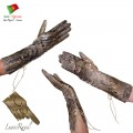 Ladies Leather Gloves (S602013)