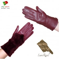 Ladies Leather Gloves (S612013)