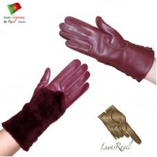 Ladies Leather Gloves (S612013)