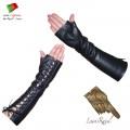 Ladies Leather Gloves (S672013)