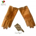 Ladies Leather Gloves (S702013)