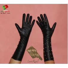Ladies Leather Gloves (S732013)