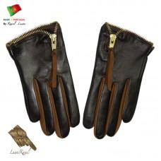 Ladies Leather Gloves (S822018)