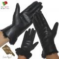 Ladies Leather Gloves (SMC)