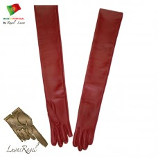Ladies Leather Opera Gloves (S912013)