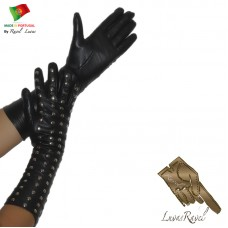 Ladies Leather Gloves (S922013)
