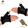 Ladies Leather Gloves (SB12013)