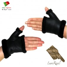 Kids Leather Gloves (CB12013)