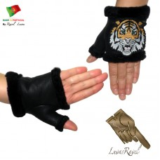 Ladies Leather Gloves (SB22013)
