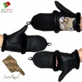 Ladies Leather Gloves (SB72013)