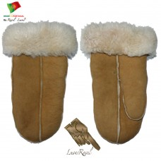 Ladies Leather Gloves (SBMT2016)