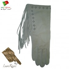 Ladies Leather Gloves (SCAV)