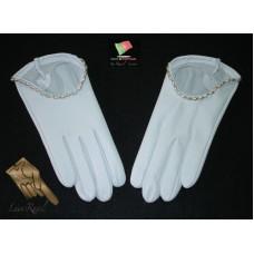 Ladies Leather Bridal Gloves (SNOIVA22014)