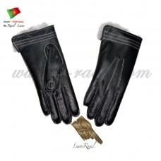 Ladies Leather Gloves (STMC2015)